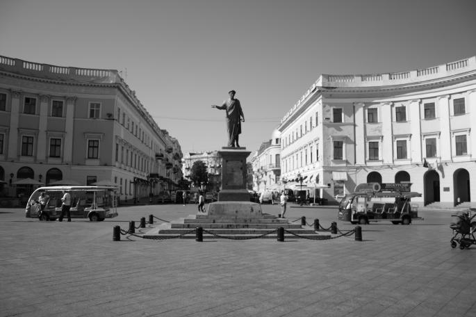 Odessa.
